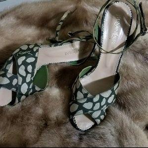 YSL ankle strap sandal *REPOSH*